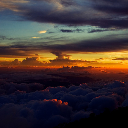 we heart it sunset